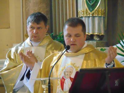 Czytaj więcej: Msza św. prymicyjna ks....